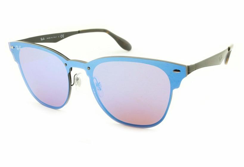 óculos de sol ray-ban n blaze clubmaster rb3576 n 153 7v. Carregando zoom. cdb6a18ab8
