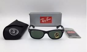 9506b5a50d Oculos De Sol Ray Ban New Wayfarer Novo Rb2132 Masculino Fem