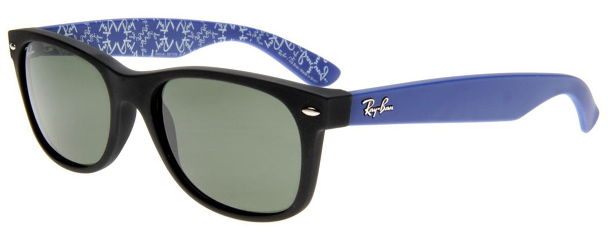 52ad2822ecde3 óculos de sol ray ban new wayfarer rb2132 6120 - tam.  55 mm. Carregando  zoom.