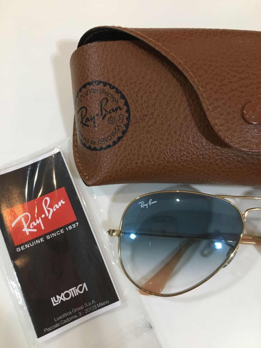 2fbbe62245603 Óculos De Sol Ray Ban Original - R  300,00 em Mercado Livre