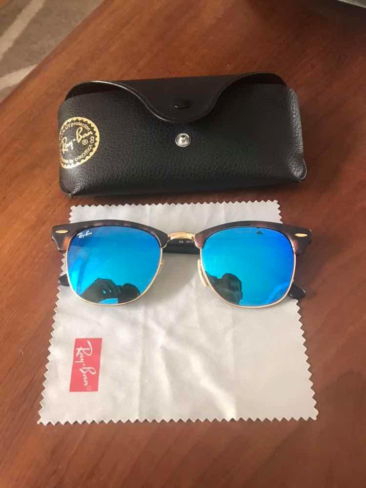 Óculos De Sol Ray Ban Original - R  200,00 em Mercado Livre 3883c96c48