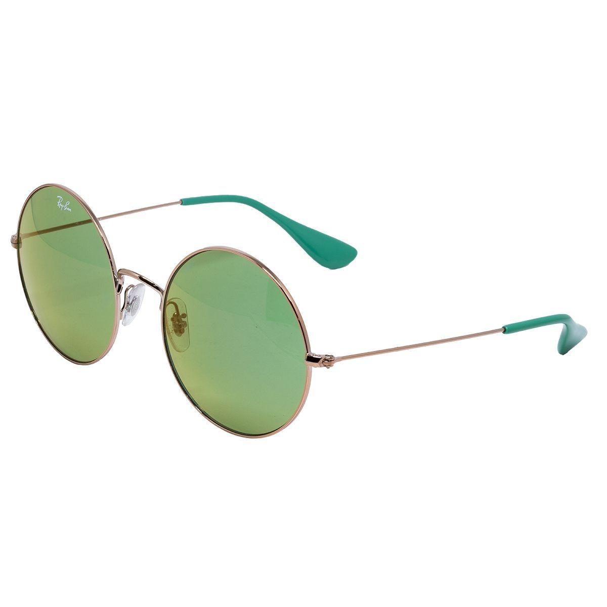 9123315b697 Óculos De Sol Ray Ban Original Ja-jo Shine Copper Rb3592 - R  497