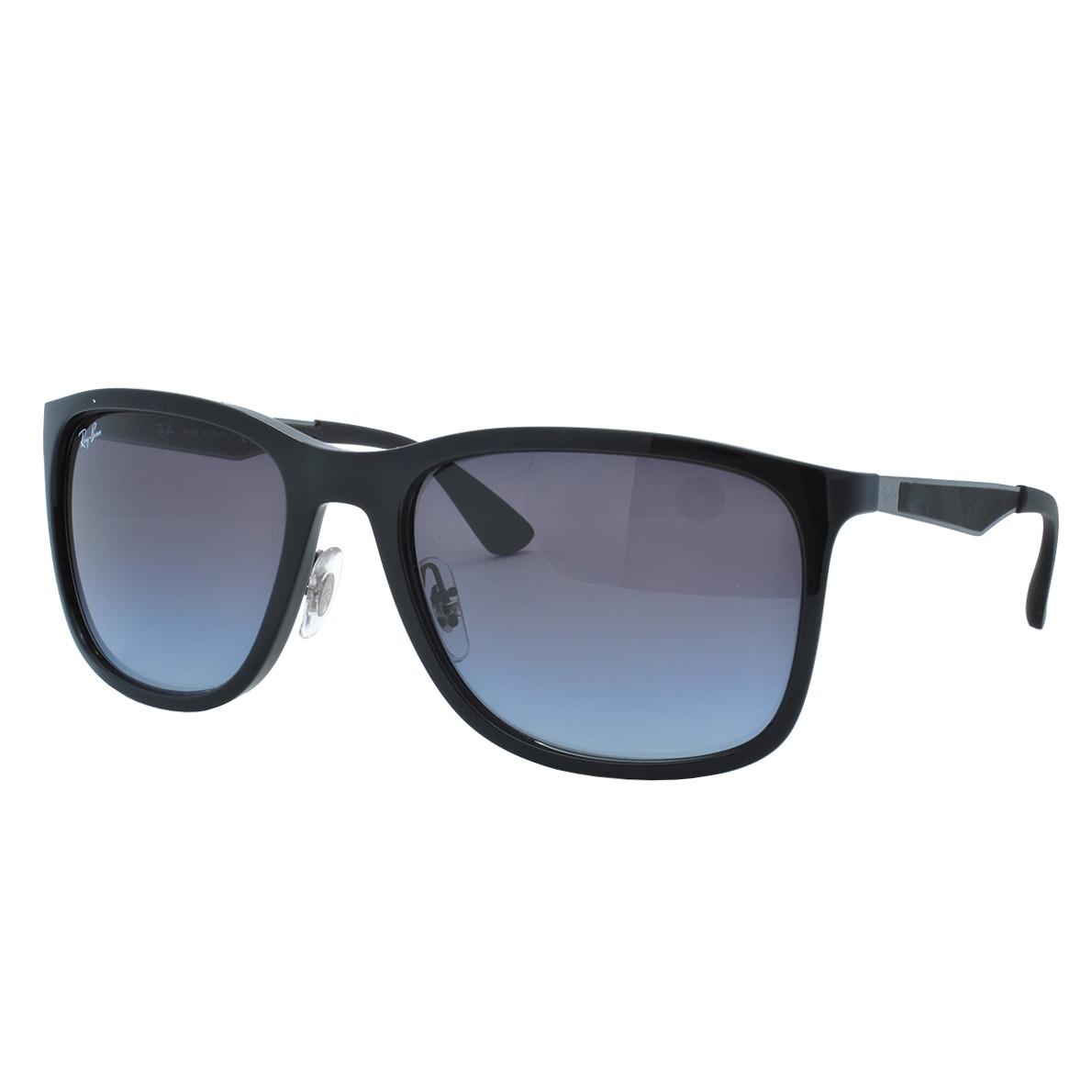 ebd4c270d óculos de sol ray ban original masculino rb4313 601/8g58. Carregando zoom.