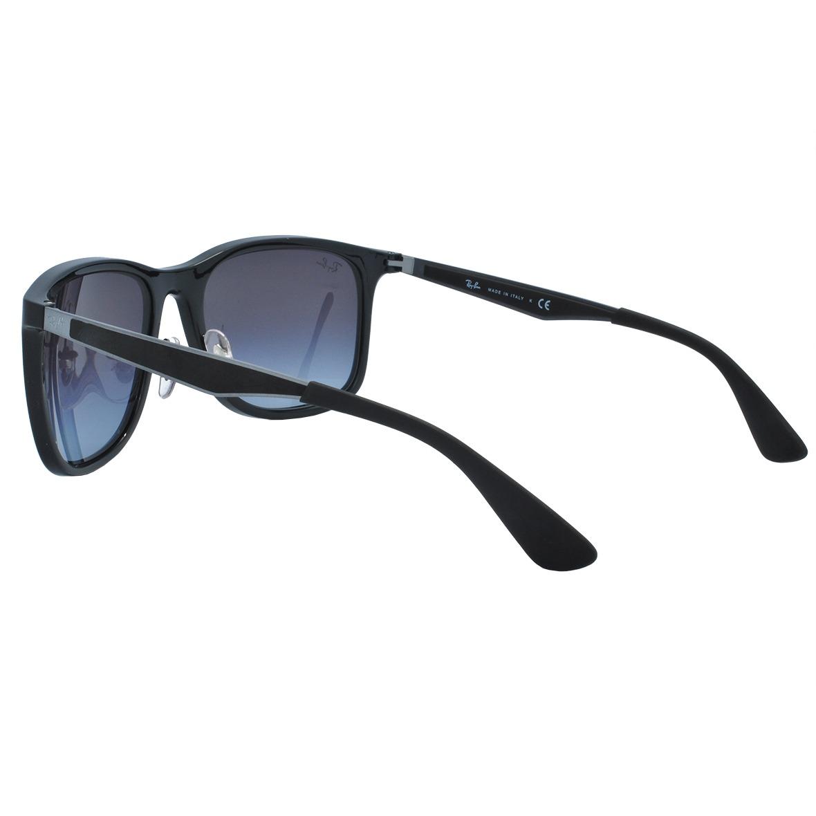 e458113fa óculos de sol ray ban original masculino rb4313 601 8g58. Carregando zoom.