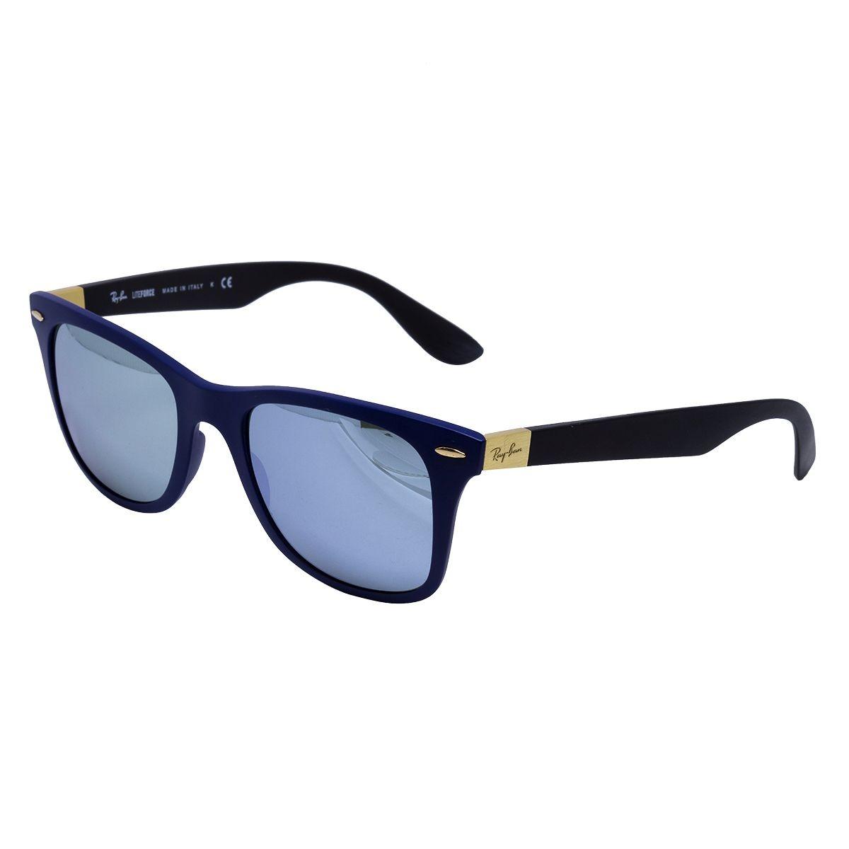 c33fde0215837f óculos de sol ray ban original wayfarer liteforce rb4195 62. Carregando  zoom.