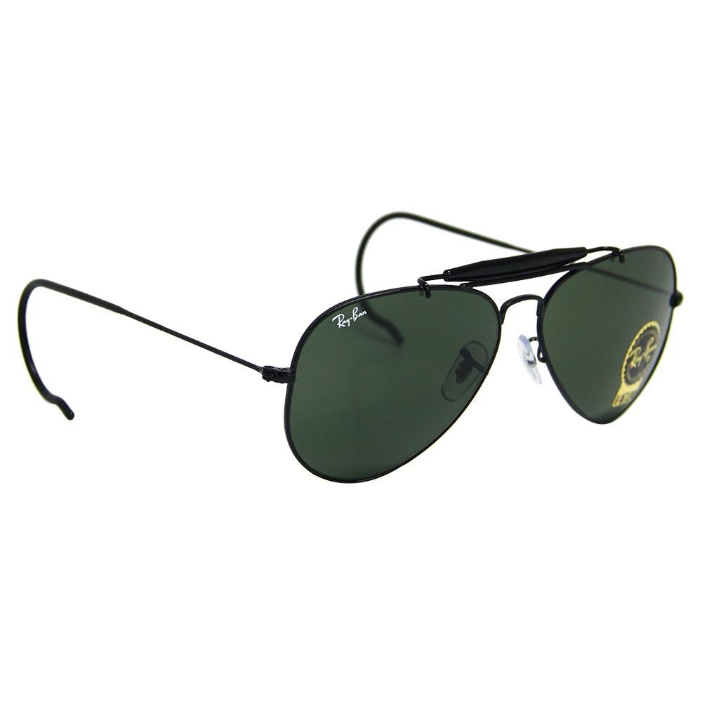 óculos de sol ray ban outdoorsman 3030 caçador - promoção. Carregando zoom. bf21d6d2bc