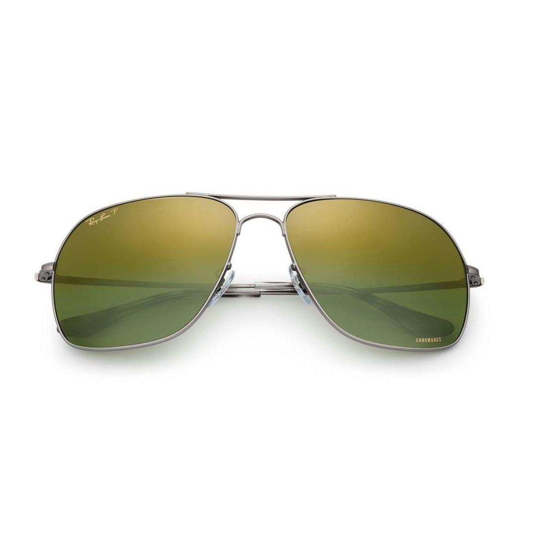 f320bcc6b Óculos De Sol Ray-ban Polarizado - Rb3587ch 029/60 - R$ 735,00 em ...
