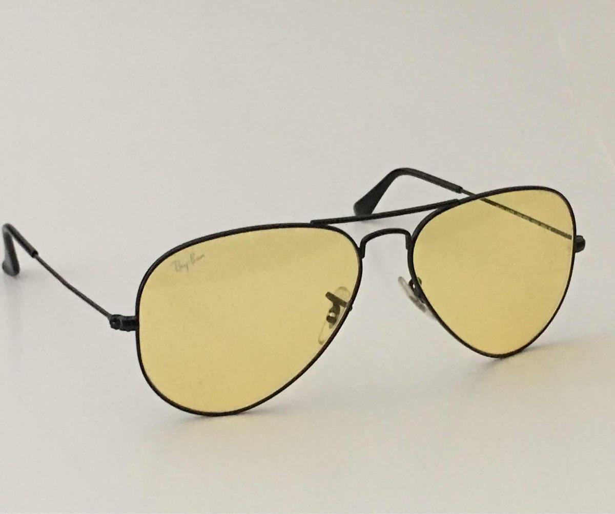 a765e60d5053c óculos de sol ray ban rb 3025 ambermatic 58mm. Carregando zoom.