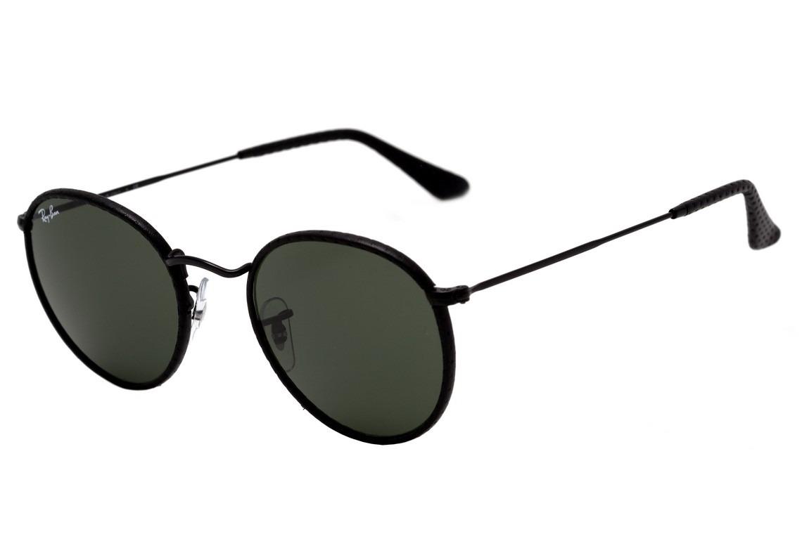 cb6b73552b5 Óculos De Sol Ray Ban Rb 3475 Q Round - Óculos De Sol 9040 - R  669 ...