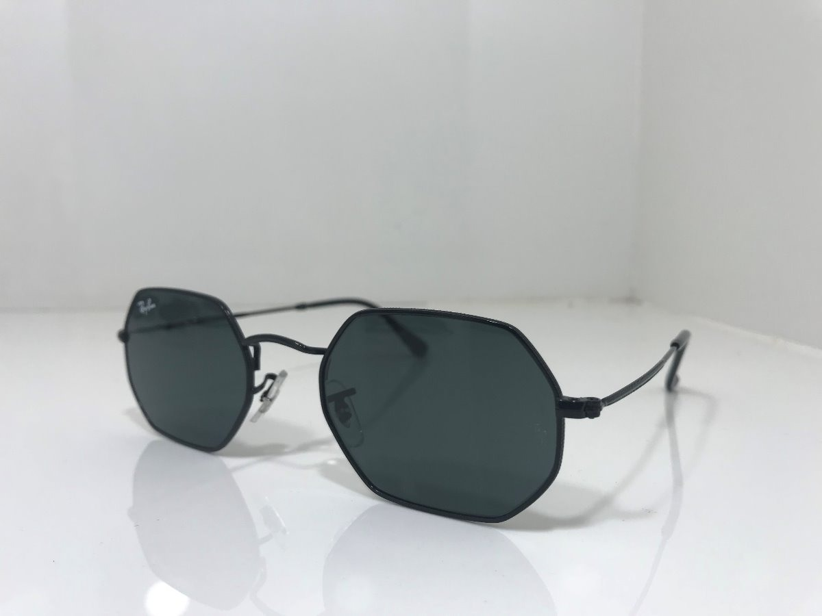 db4f82656 Oculos De Sol Ray Ban Rb 3556-n Originais Hexagonal - R$ 256,99 em ...