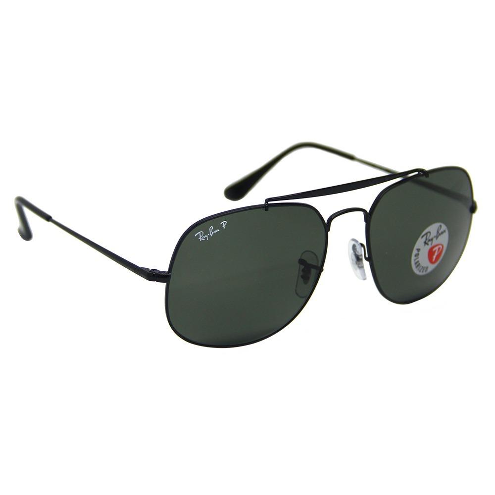 2ee457fa33249 óculos de sol ray ban rb 3561 general polarizado original. Carregando zoom.