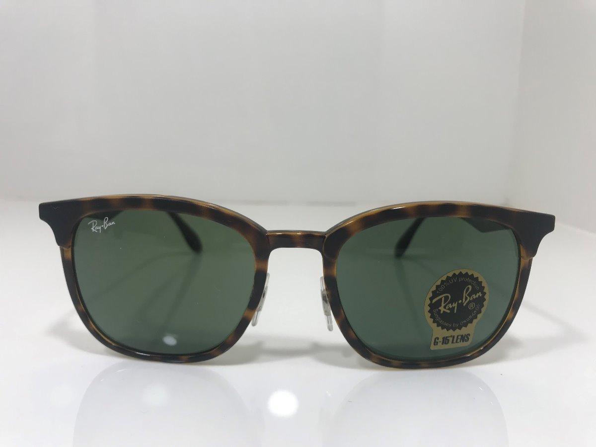 Oculos De Sol Ray Ban Rb 4278 Lançamento Original - R  289,99 em ... d2d38dd966
