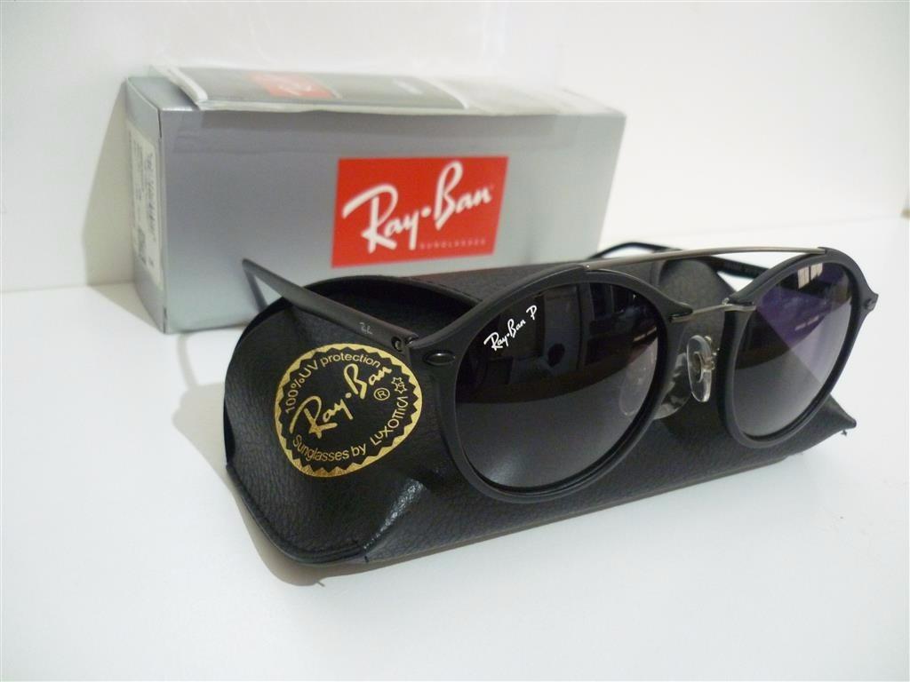 a82673aa596a6 Óculos De Sol Ray-ban Rb 4352 Aviator Double Bridge - R  279,00 em ...