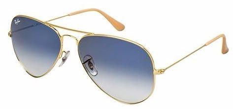 874b43a98b8 Óculos De Sol Ray-ban Rb3025 001 3f 58-14 Dourado - R  370