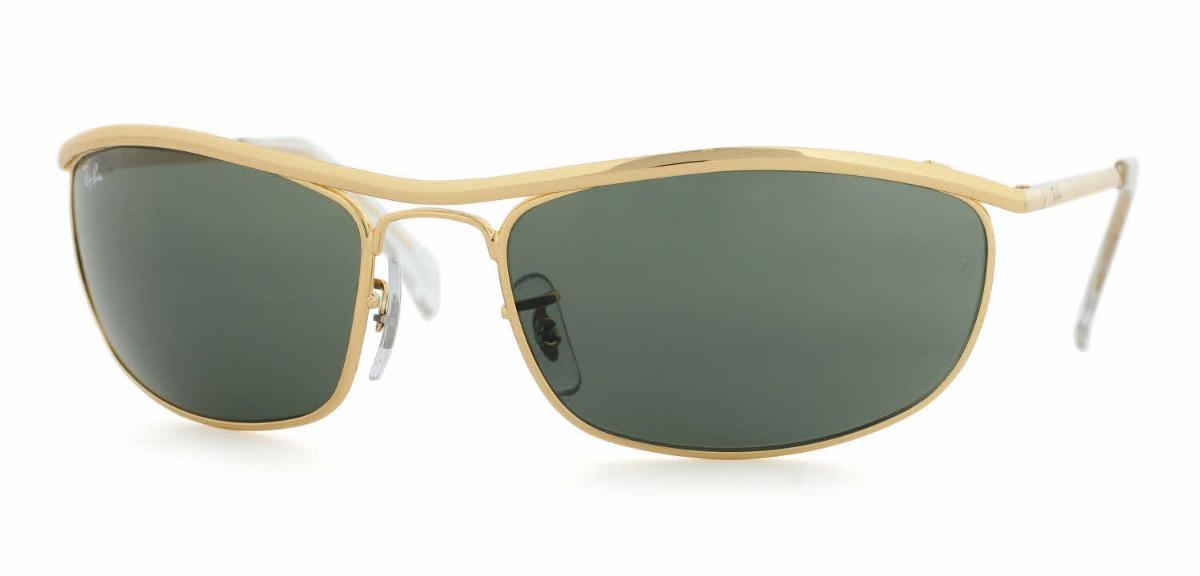 1c6448db7cdbe óculos de sol ray ban rb3119 dourado demolidor original 62. Carregando zoom.