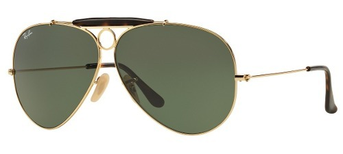 Óculos De Sol Ray-ban Rb3138 181 62 Shooter - Original - R  519,00 ... ea85137a7a