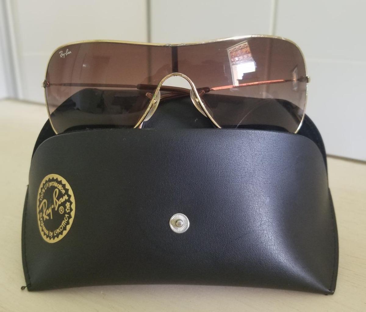 9c3208941 Óculos De Sol Ray-ban Rb3211 001/13 Small Original - R$ 350,00 em ...