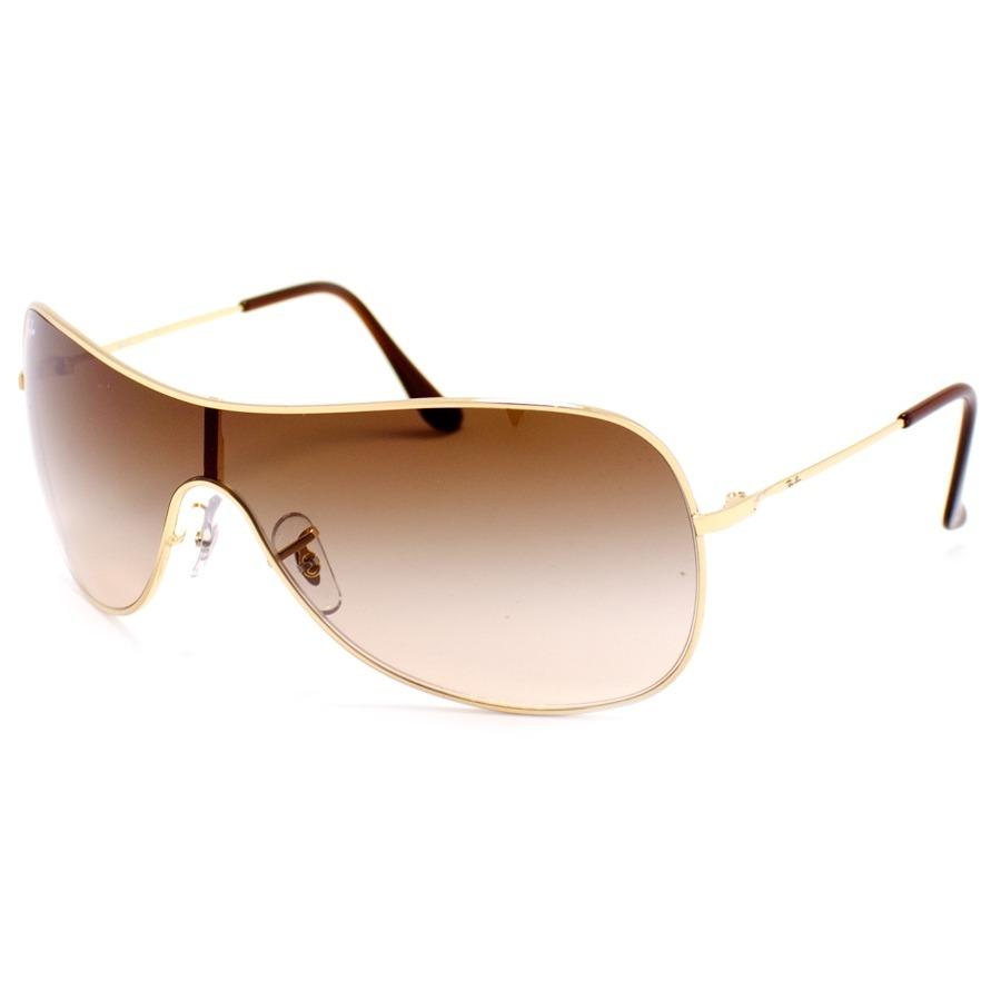 35a89e1c5 Óculos De Sol Ray-ban Rb3211 001/13 Small Original - R$ 556,25 em ...