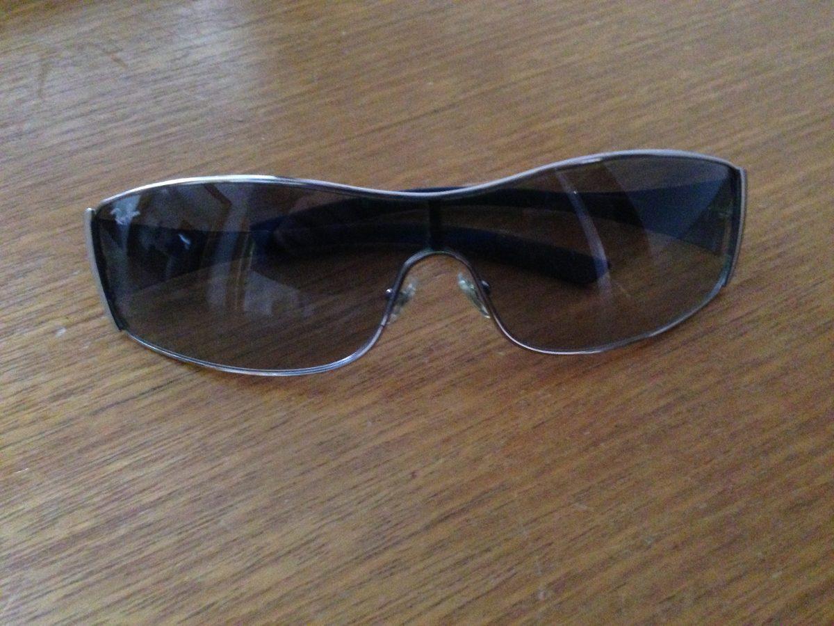 óculos de sol ray-ban rb3268 original antigo usado riscos. Carregando zoom. 7da904cc26