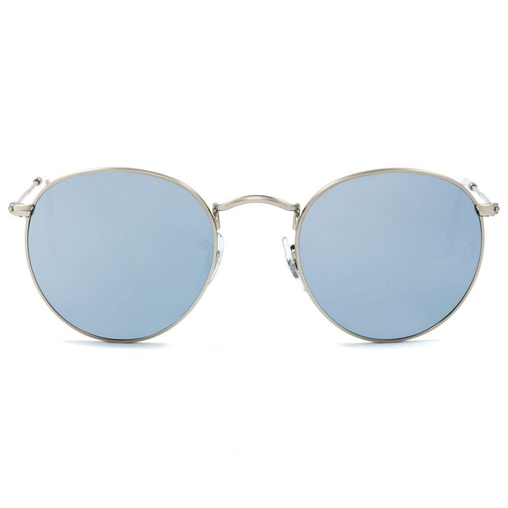Óculos De Sol Ray-ban Rb3447 019 30 53 Round - R  473,10 em Mercado Livre 4ebeb90d40