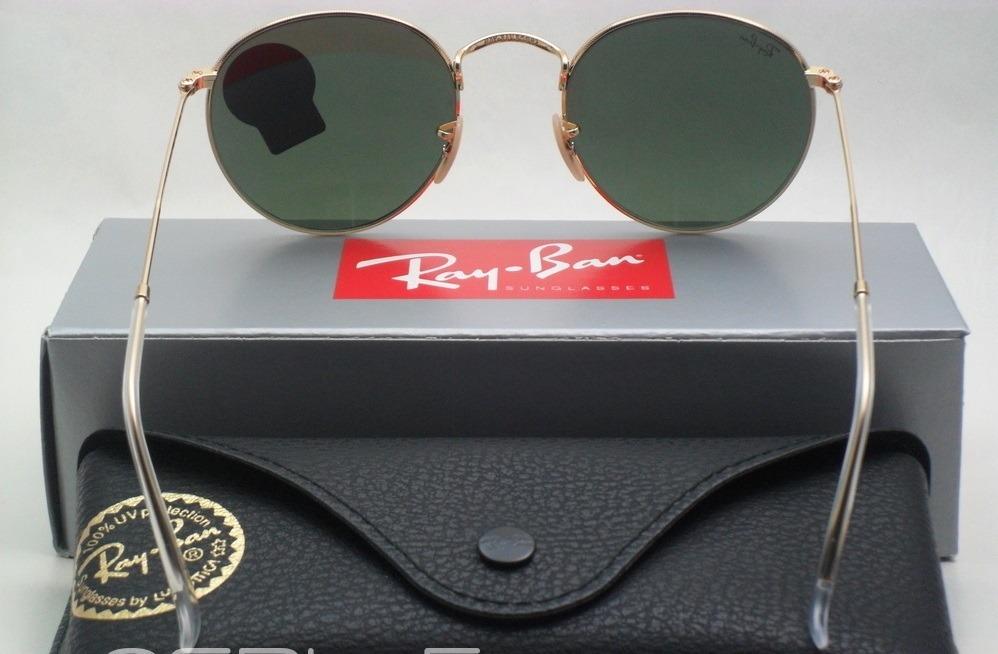 48623a56b7eb9 oculos de sol ray ban rb3447 round classic redondo promocao. Carregando zoom .