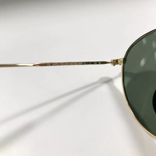 15435e288f Óculos De Sol Ray Ban Rb3447 Round Redondo Feminin Masculino - R ...