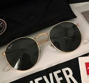 48d989de0 Oculos Grande Redondo Dourado - Óculos no Mercado Livre Brasil