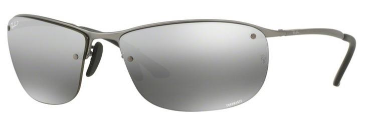 óculos de sol ray ban rb3542 grafite fosco lente polarizada a6619894e1