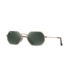 9602942cc Oculos Rayban Octagonal De Sol Outras Marcas - Óculos no Mercado Livre  Brasil