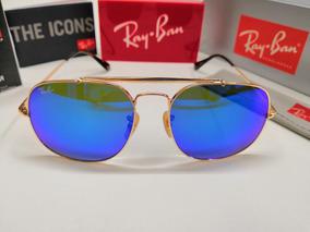 49c550c72 Ray Ban Caçador The General Bl Americano Oculos Antigo - Óculos De ...