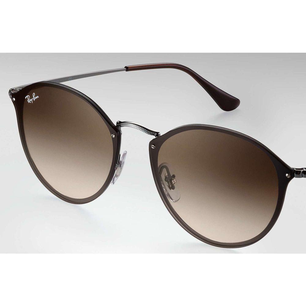 87bb1ce8e7f2c Óculos De Sol Ray-ban Rb3574n 004 13 59 Blaze Round - R  453,26 em ...