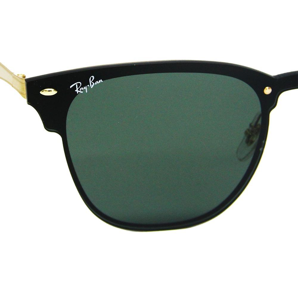 34ad3eb5d Óculos De Sol Ray-ban Rb3576 Clubmaster Blaze - R$ 471,00 em Mercado ...