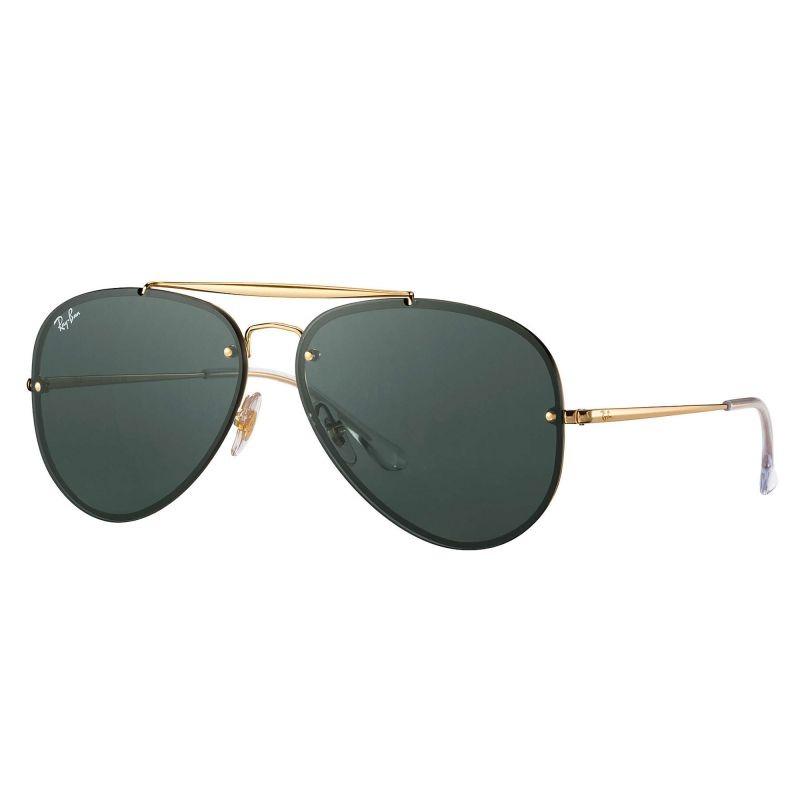 c99542bab18ff Óculos De Sol Ray-ban Rb3584 9050 71 61 Blaze Aviador - R  453,26 em ...