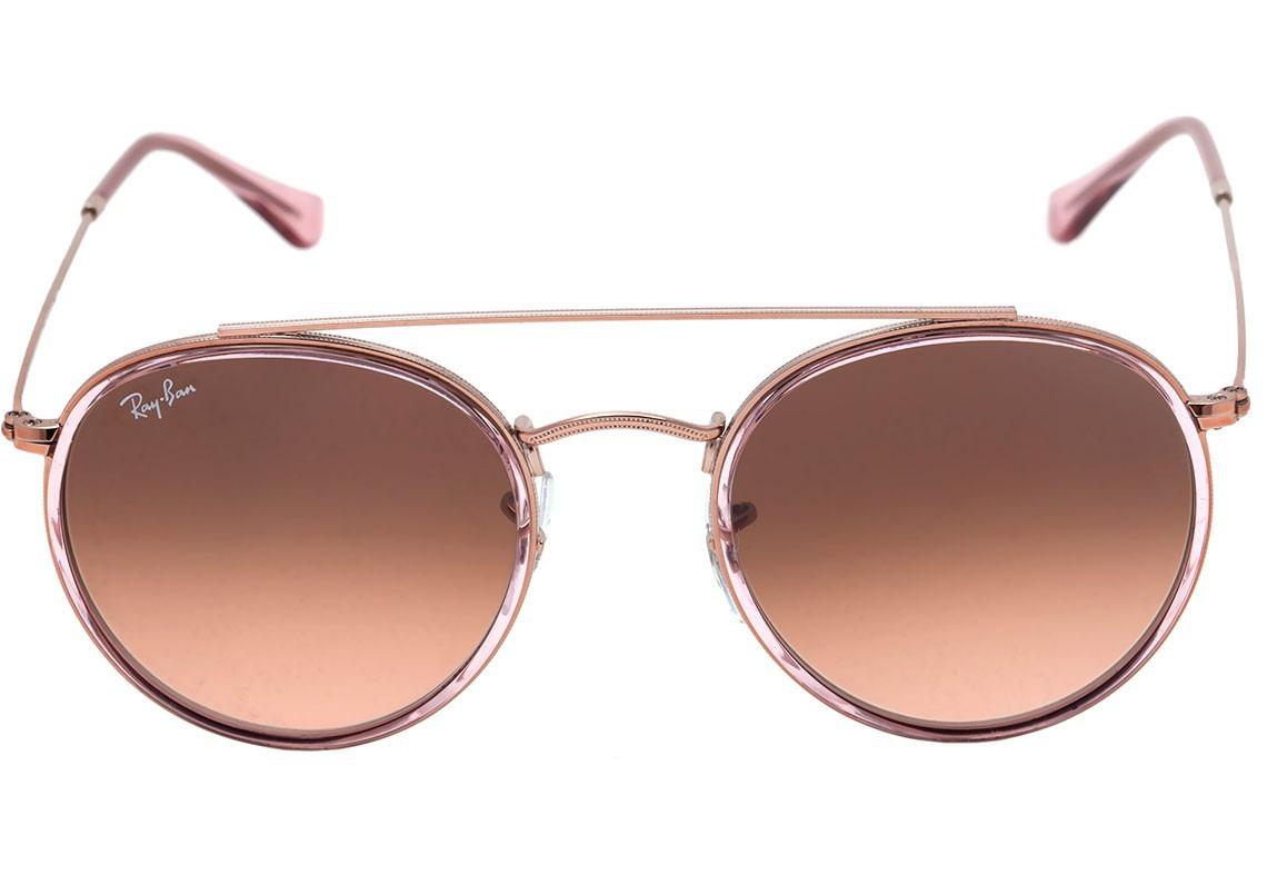 99c62db11 Óculos De Sol Ray-ban Rb3647-n 9069/a5 51-22 145 - R$ 379,00 em ...