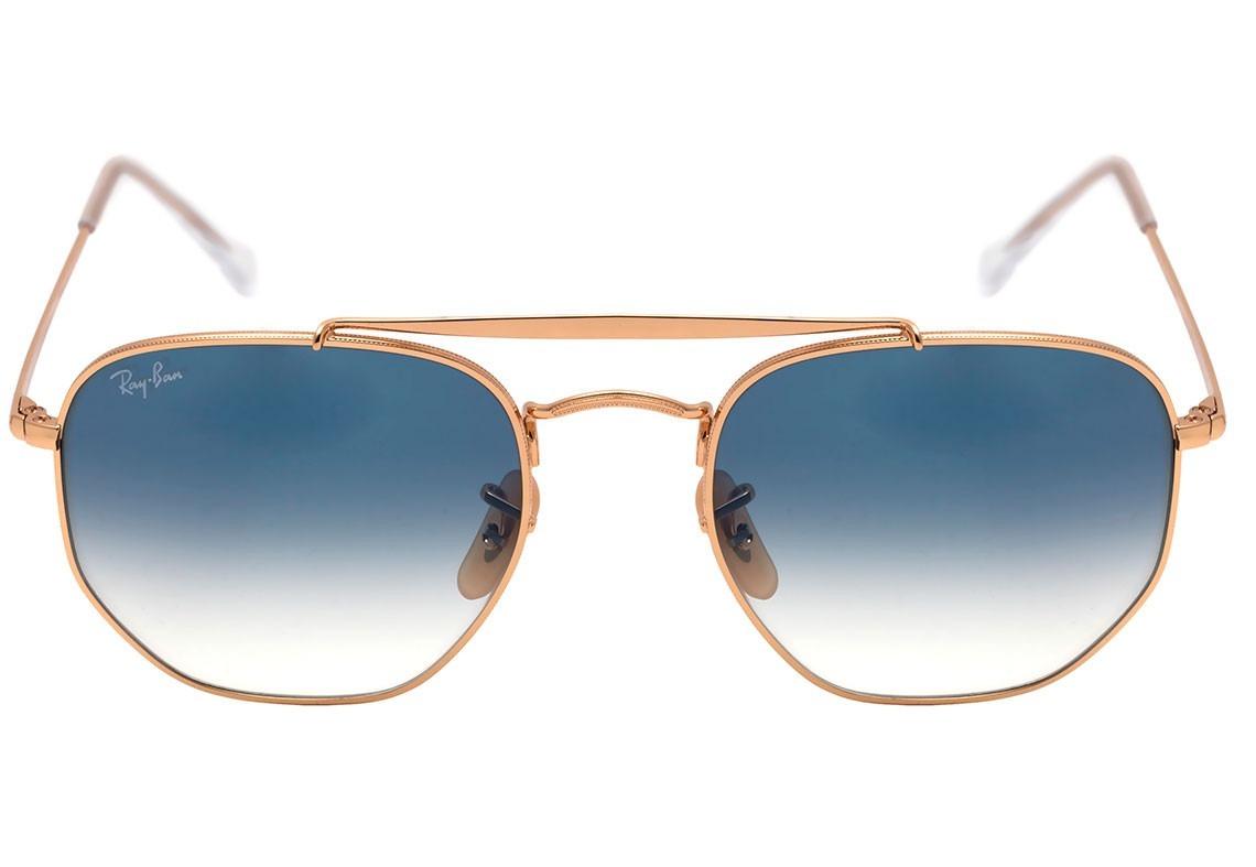 Óculos De Sol Ray Ban Rb3648 The Marshal 001 3f - R  469,00 em ... feeeaf7c25
