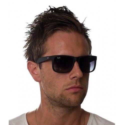 e411b56d0dc99 Óculos De Sol Ray-ban Rb4165 601 8g 55 Justin - R  378,10 em Mercado ...