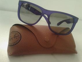 1e209822e Óculos De Sol Ray Ban Rb4165 899 11 Justin 54x16 - Ref 130