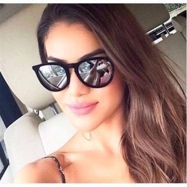 5ce6f5f576e62 Óculos De Sol Ray-ban Rb4171 Veludo Espelhado - R  139,90 em Mercado ...