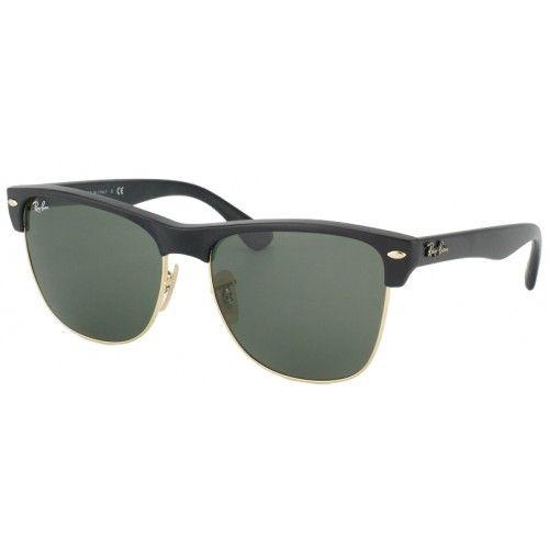 Óculos De Sol Ray-ban Rb4175 877 57 Clubmaster Oversized - R  444,60 ... 5968b83b17