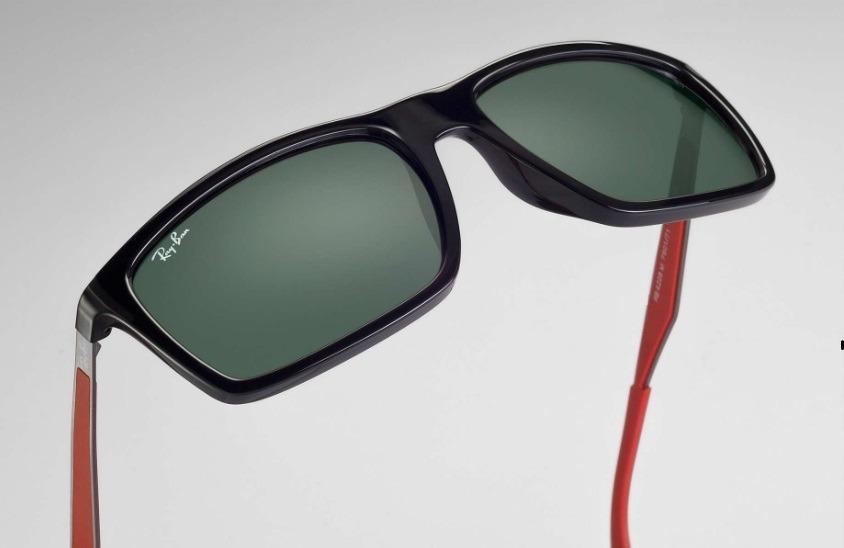 720edf34a8 Óculos De Sol Ray Ban Rb4228 M Ferrari Collection - R  349