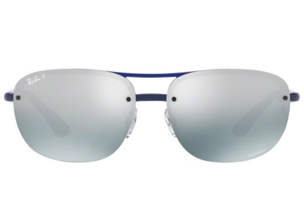 Óculos De Sol Ray Ban Rb4275ch 6295 Azul Lente Polarizada C - R  435 ... 3e6c8038eb