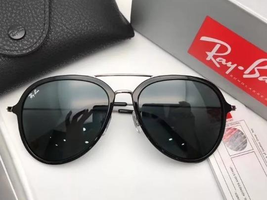 6b81859ef71f1 Oculos De Sol Ray Ban Rb4298 Classic Aviador Masculino Femin - R ...