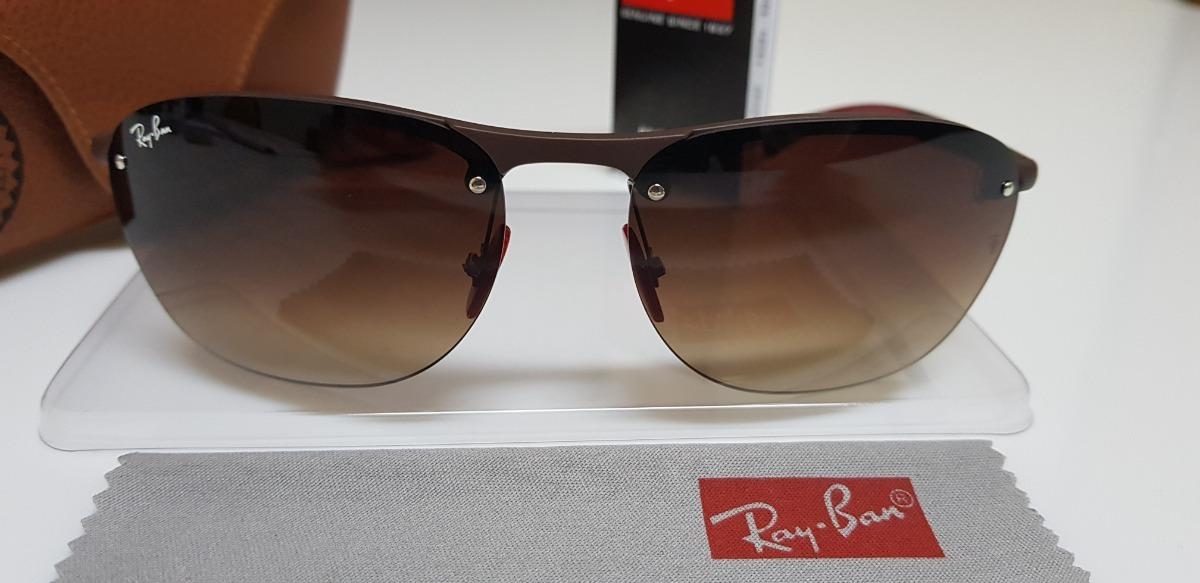 óculos de sol ray ban rb4302m scuderia ferrari f607 fg 2018. Carregando  zoom. 2d50aad00c
