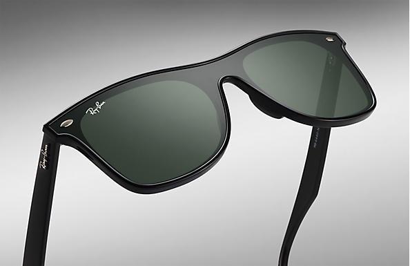 cd91331782efa ... norway óculos de sol ray ban rb4440 rb4380 n wayfarer round blaze 53e52  d1868