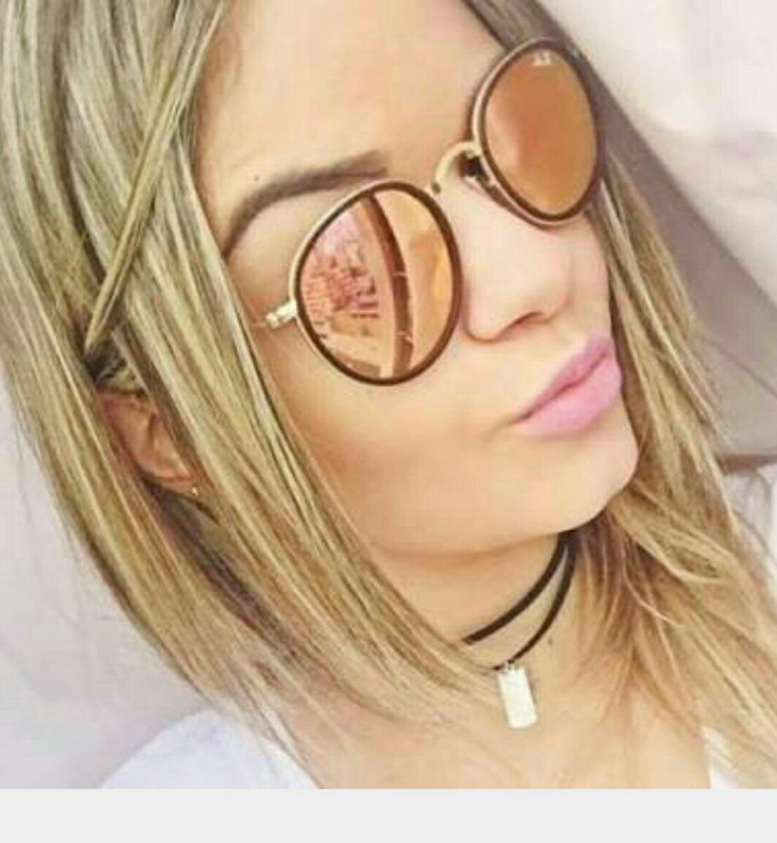4cbc76f03664d óculos de sol ray ban round dobravel rose barato promoção. Carregando zoom.