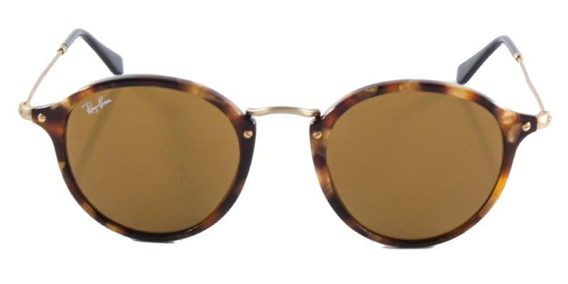 ebe8445171fff óculos de sol ray ban round fleck rb2447 tartaruga lente ta. Carregando zoom .