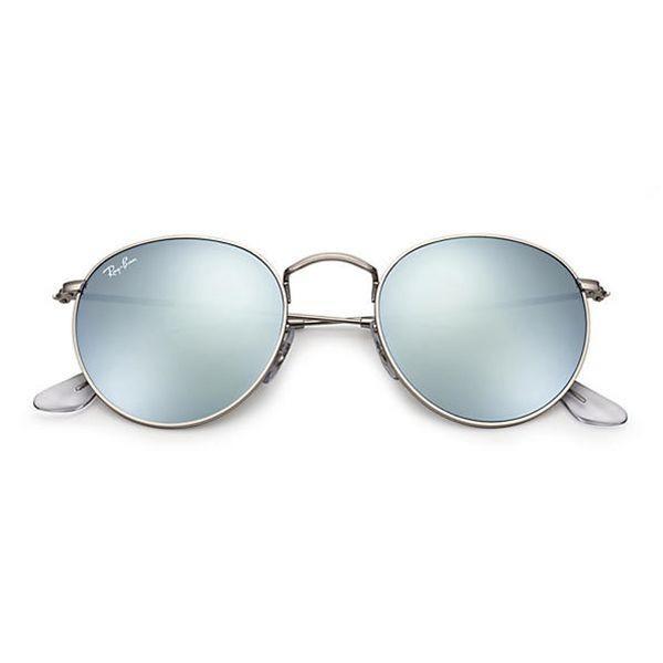 Óculos De Sol Ray-ban Round Metal Rb3447l 019 30 53 Original - R ... 976c200c94e0