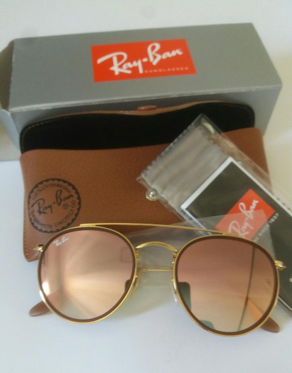 38604926982e5 óculos de sol ray-ban round rose rb 3647 51¤22. Carregando zoom.