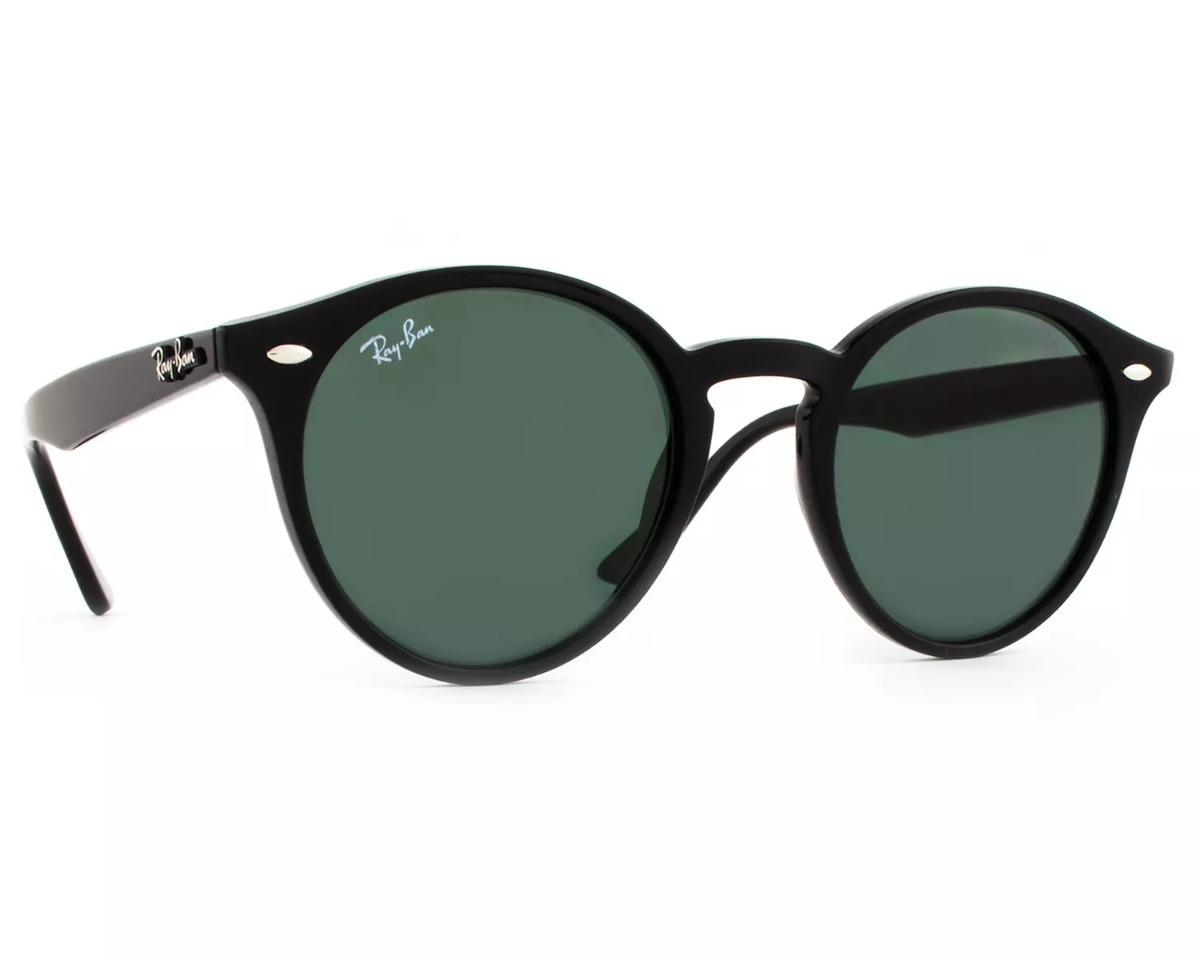 09dfc56c2 Óculos De Sol Ray-ban Round Stylish Rb2180l 601/71 51 - R$ 512,90 em ...