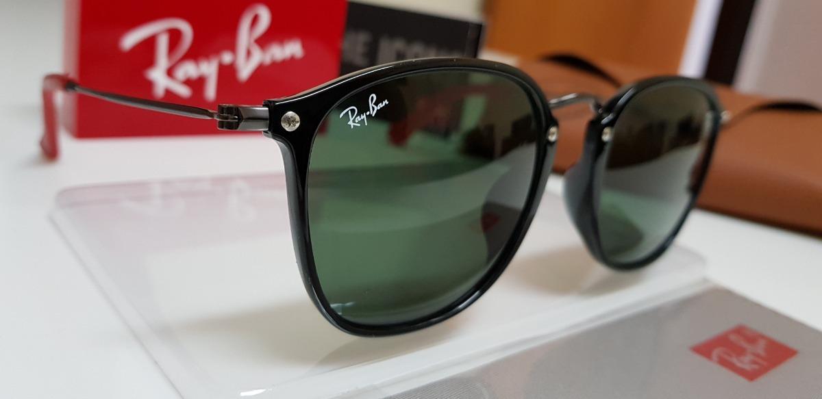 c4d36a961c5 Óculos De Sol Ray-ban Scuderia Ferrari Rb2448 G15 Verde - R  290